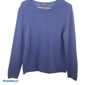Cashmere By Charter Club Cashmere Pullover Sweater